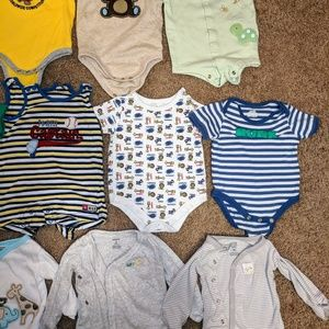 03 Months Baby Boy Clothes Bodysuits Sweaters Poshmark